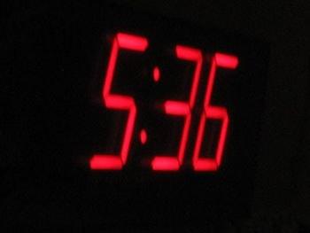 Jusqu'au petit matin
